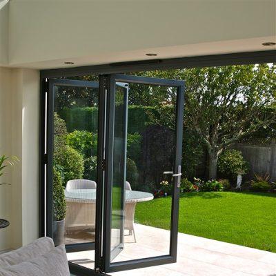 ALUK Aluminium Bi-Fold Doors in Diss