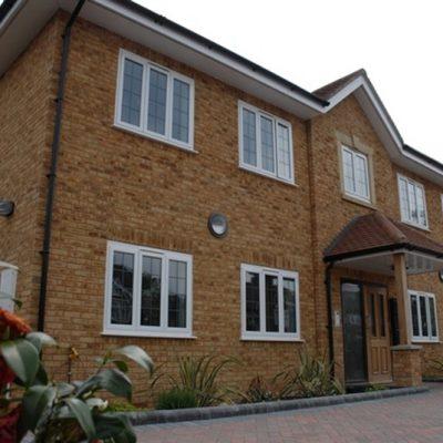 Aluminium Windows in Diss Norfolk