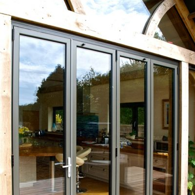 Bi-Folding Doors in Diss Norfolk