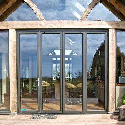 Bi-Fold Doors in Diss Norfolk